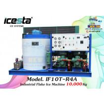 """เครื่องทำน้ำแข็ง ICESTA รุ่น """"IF10T-R4A"""""""