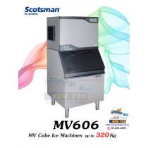 เครื่องทำน้ำแข็งก้อนสี่เหลี่ยม รุ่น MV.606