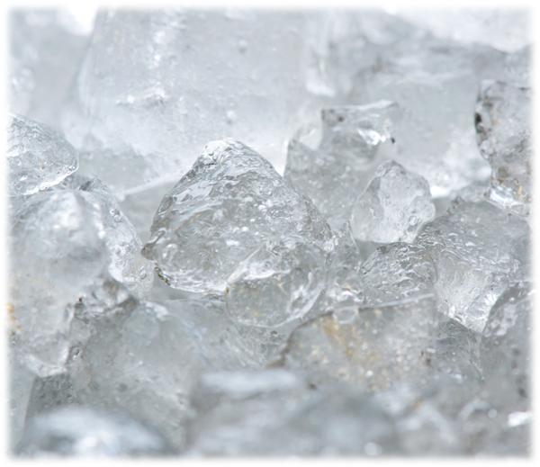 ขั้นตอนผลิตน้าแข็งเกล็ด