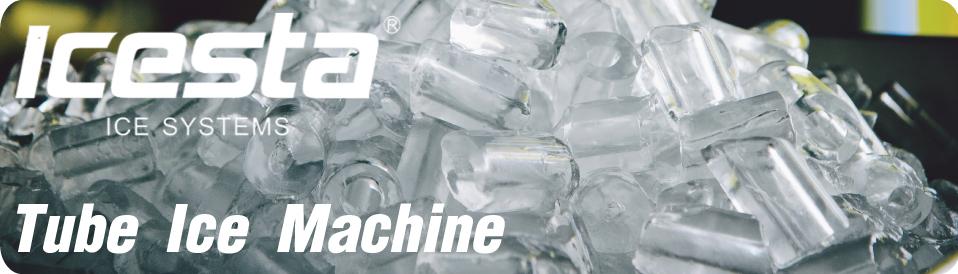 """เครื่องทำน้ำแข็ง """"ICESTA"""""""