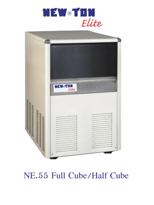 เครื่องทำน้ำแข็งก้อนสี่เหลี่ยม รุ่น NE.55 HA/FA