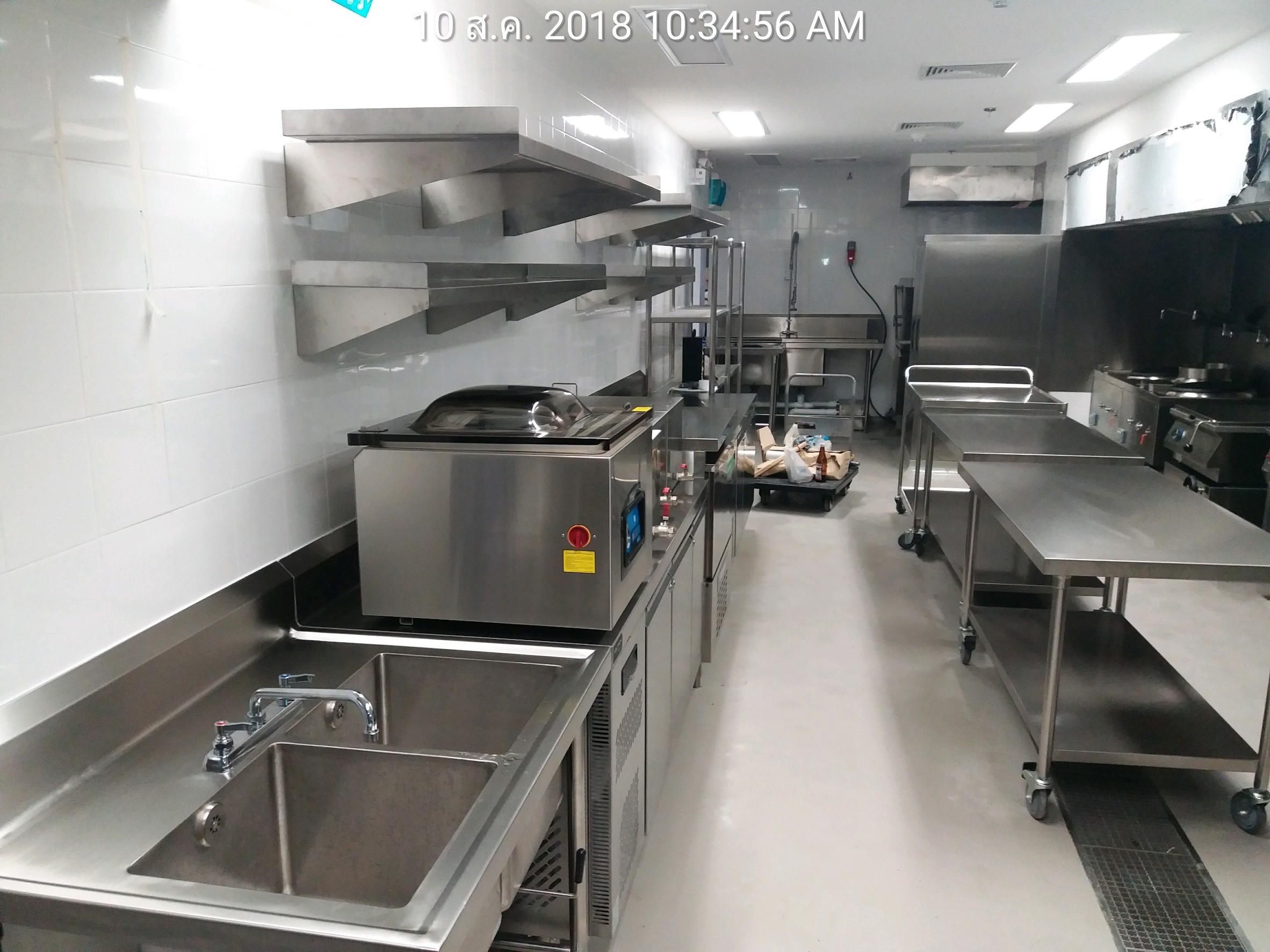 ออกแบบและติดตั้งห้องครัว Project 1
