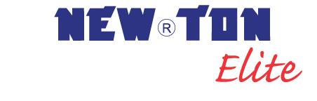 """โลโก้เครื่องทำน้ำแข็ง """"Newton Elite"""""""